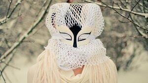 Снежная Королева зима, портрет, свет, фотосессия,