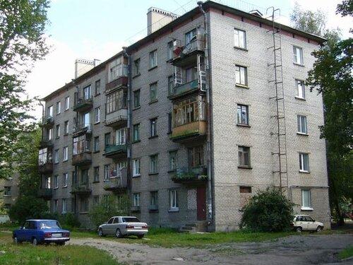 Дачный пр. 25к2