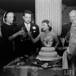 Edith Piaf Weds Jacques Pills