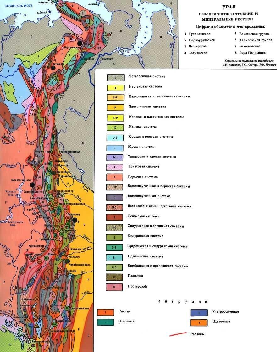 карта беларуси полезные ископаемые