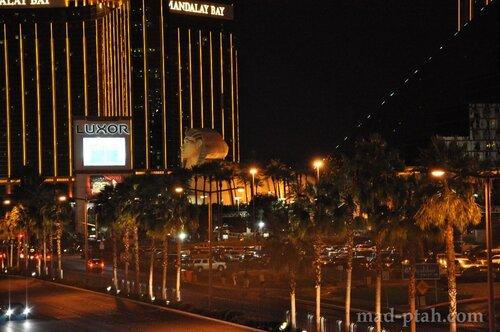 Египетский район Лас-Вегас сша