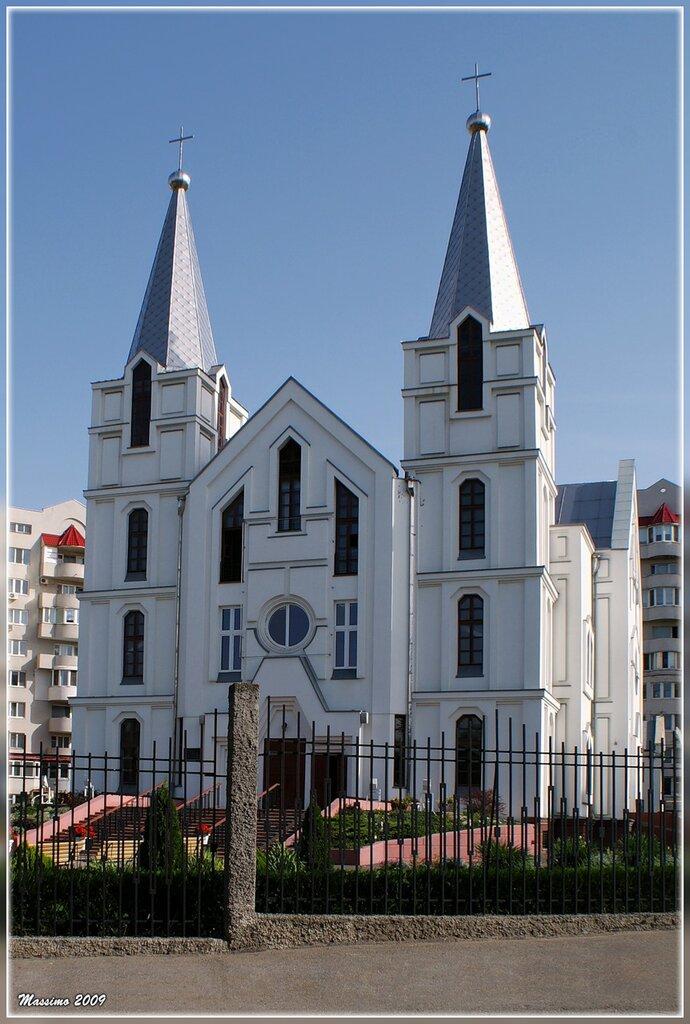 Церковь евангельских христиан-баптистов г рязань ул 1 бутырки, д 40
