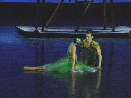 Золушка. Наталья Ершова и Илья Головченко