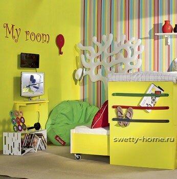 0 459aa 3fd2b087 L Дизайн интерьера детской комнаты. Как оформить детскую комнату.