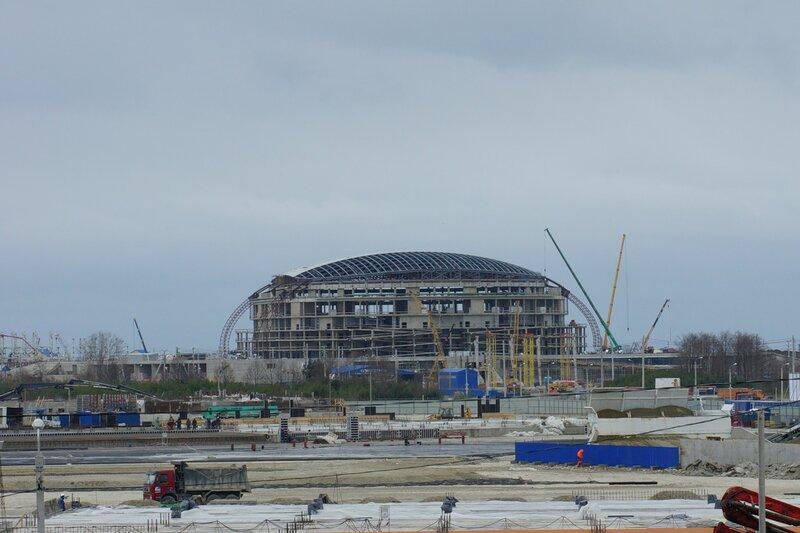 Олимпийские стадионы