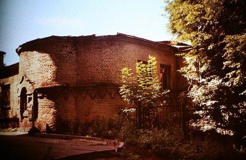 Бывшая соборная церковь Св. Николая Чудотворца Свято-Никольской старообрядческой общины