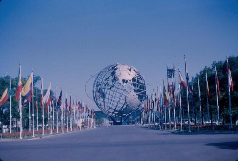 всемирная выставка нью йорк