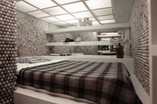 необычный дизайн квартир