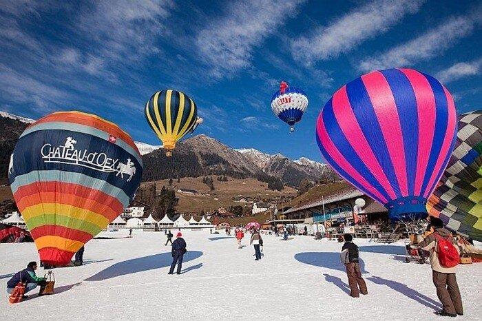 международный фестиваль воздушных шаров