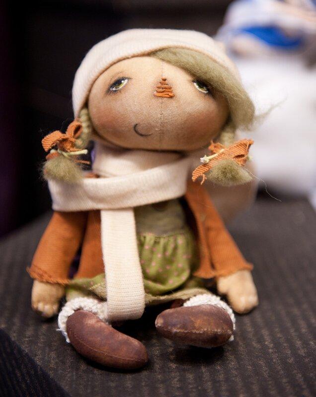 Кукла лягушка своими руками