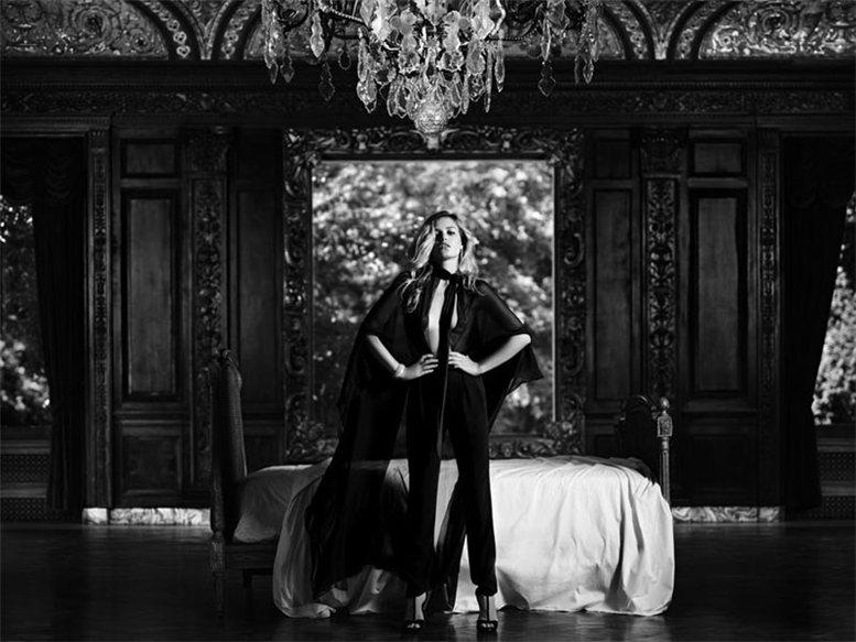 модель Georgia May Jagger / Джорджия Мэй Джаггер, фотограф Hedi Slimane