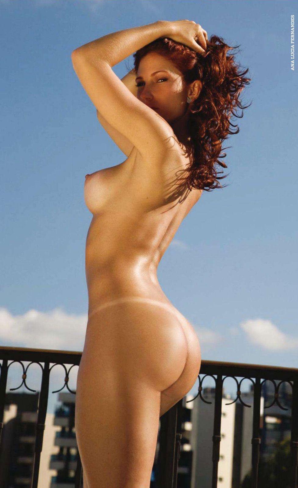 бразильские девушки / Especial Brasilenas in Playboy Spain january 2011 - Ana Lucia Fernandes