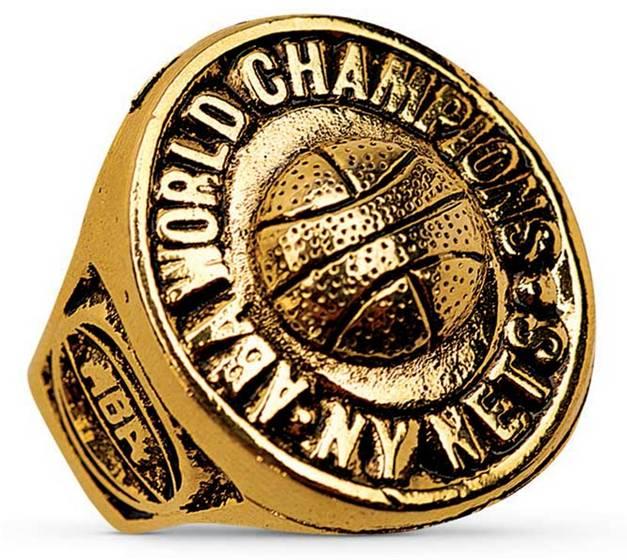 Чемпионские перстни / Champions Rings - New York Nets