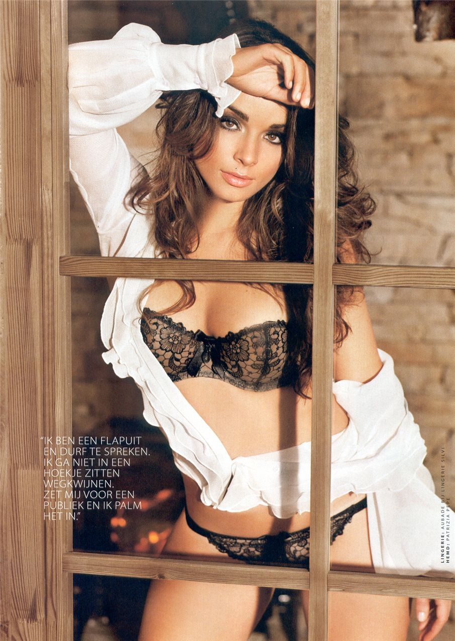 сексуальная модель Линн Пелгрумс / Lynn Pelgroms