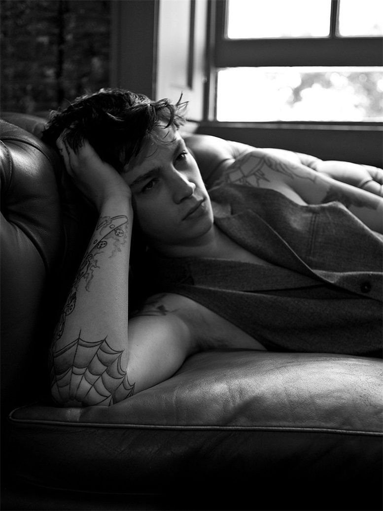 Luke Worrall and Ash Stymest by Vincent Nord
