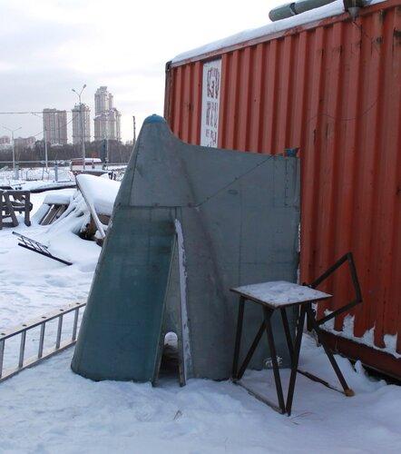 Хвостовой обтекатель Ил-14Т