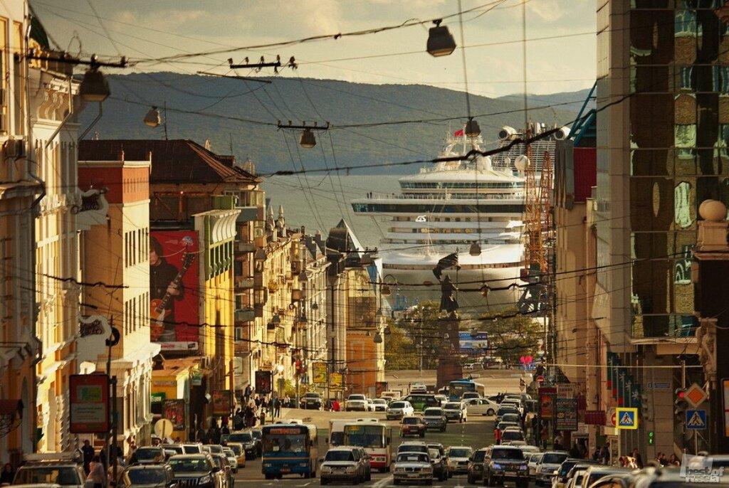 Владивосток что будет 2018