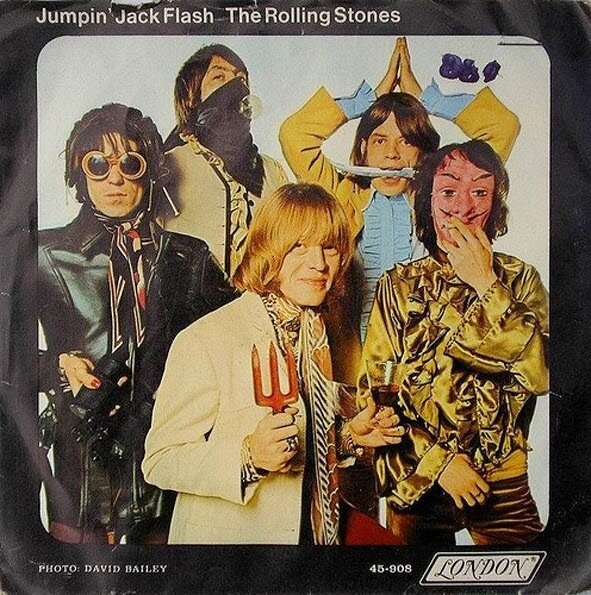 Rolling Stones Jumpin Jack Flash cover