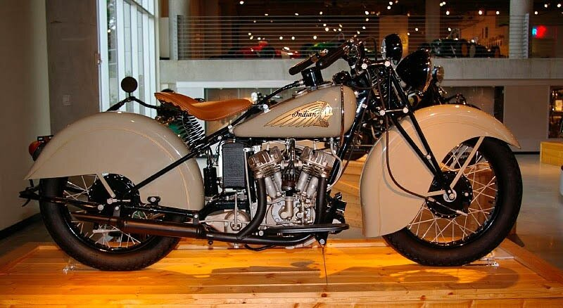 Motorcycles French-made Majestic, 1929