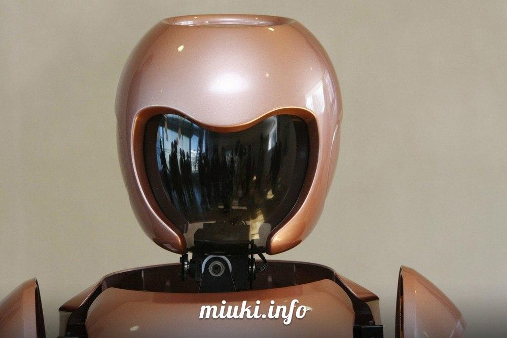 Робот-гуманоид e-NUVO