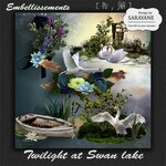ttwilight at swan lake