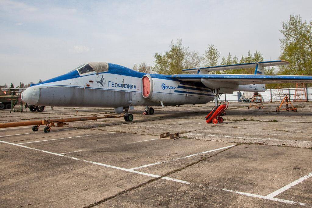 М-55, или Полет в стратосферу