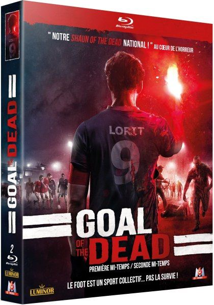 ��� ����� ��������� / Goal of the Dead (2014) BDRip 1080p / 720p + HDRip