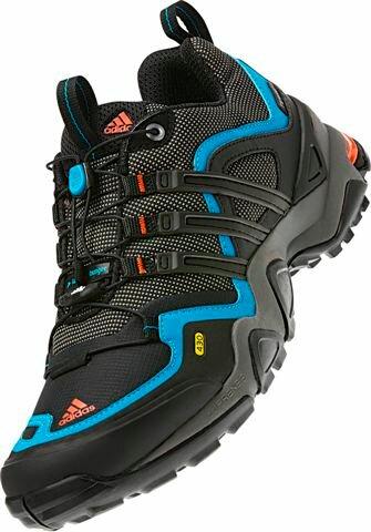adidas представляет кроссовки для пешего туризма и горных восхождений