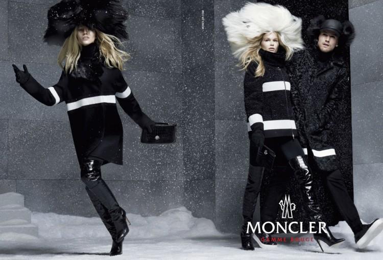 Осенне-зимняя коллекция 2014 Moncler Gamme Rouge (3 фото)