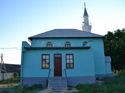 ВКрыму злоумышленники пытались поджечь мечеть