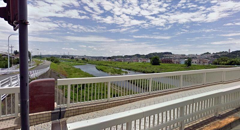 Асакава с моста Араи