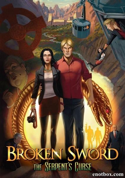 Broken Sword 5 - The Serpent's Curse Episode 1 & 2 (2014/RUS/ENG/MULTi6/RePack)