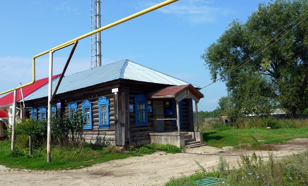 Село Кужмара (история древних трактов)