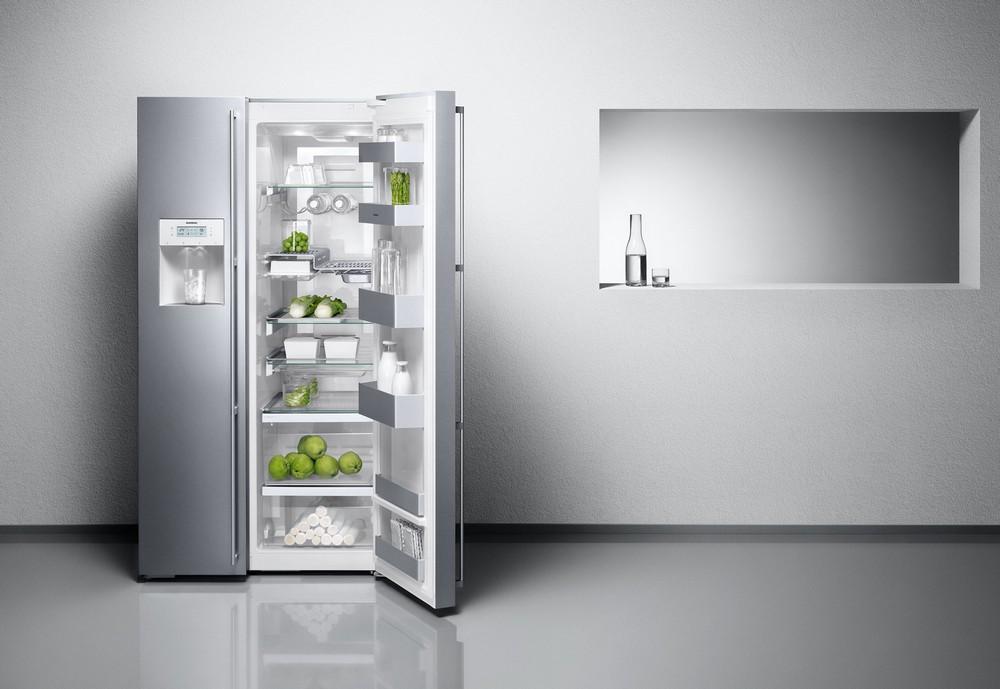 Gaggenau холодильники Германия Side-by-Side