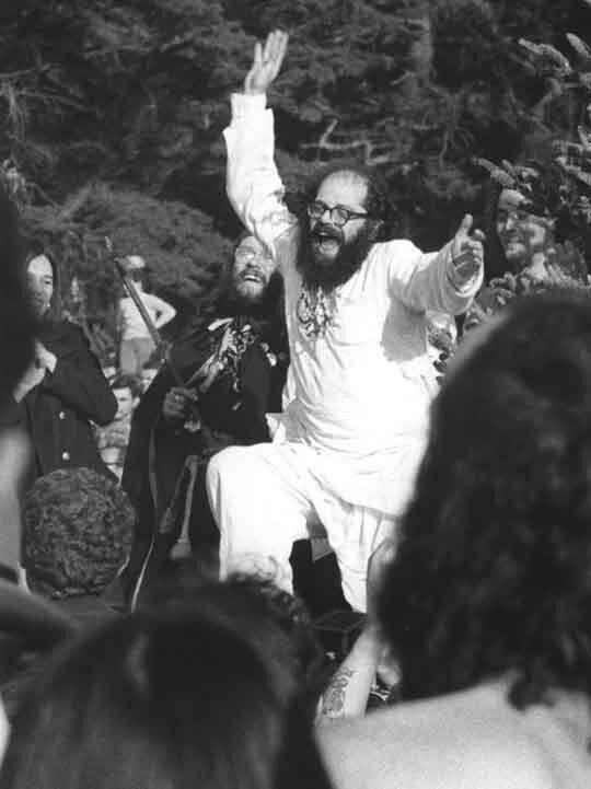 Allen Ginsberg / Аллен Гинсберг (1926-1997)