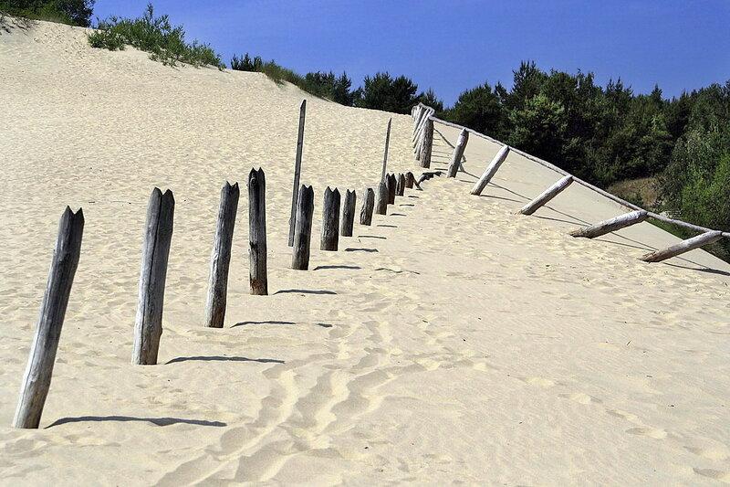 Плывущие пески