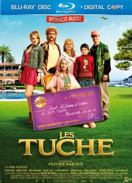 100 миллионов евро / Вперед, Туше! / Les Tuche (2011) BDRip 1080p + 720p + DVD5 + HDRip