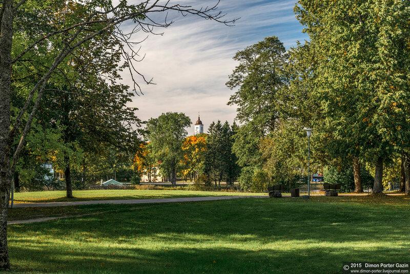 Латвия. Алуксне. Мариенбургский замок