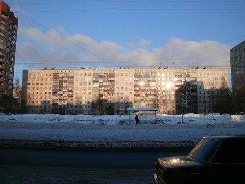 Купчинская ул. 20к2
