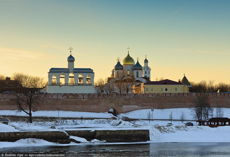 виды фото великого новгорода