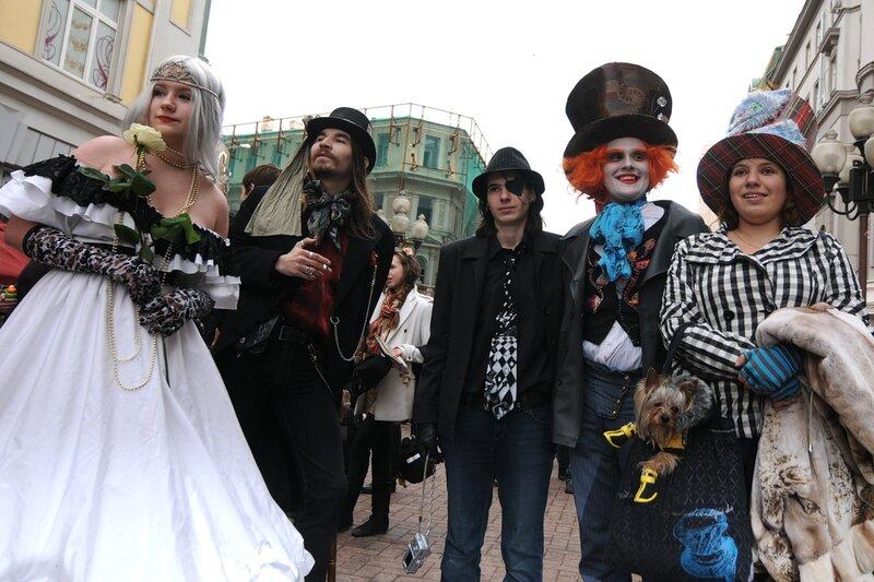 Дримфлеш 2011