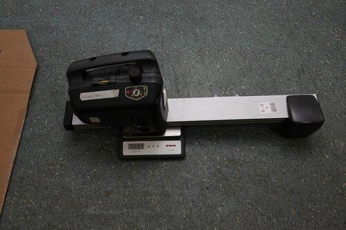 Вес датчика DSP508XF 4,5 кг