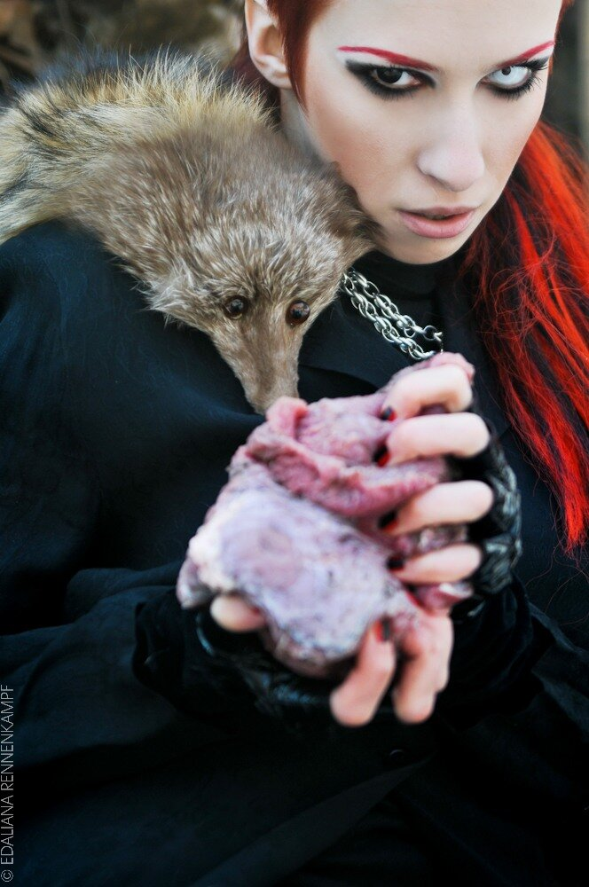 МЁРТВЫЙ ЛИС = DEAD FOX