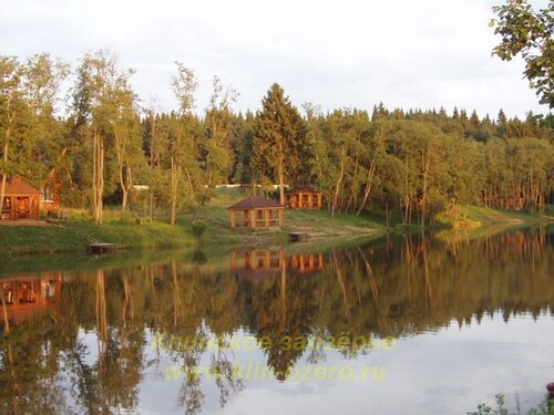 селинское клинский район рыбалка