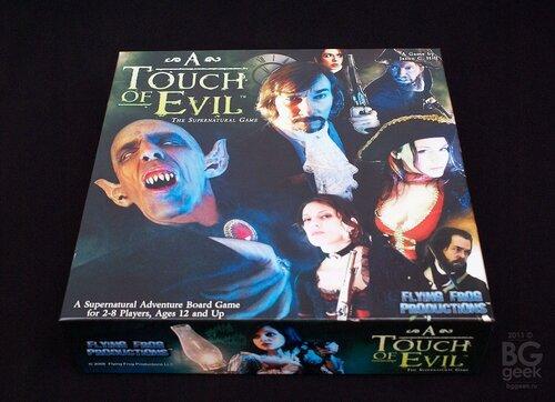 настольная игра A Touch Of Evil
