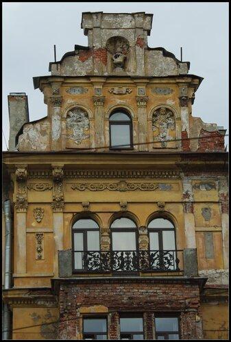Доходный дом А. И. Галунова.