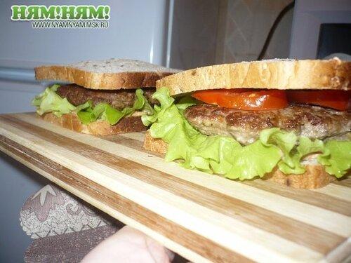 домашние сандвичи