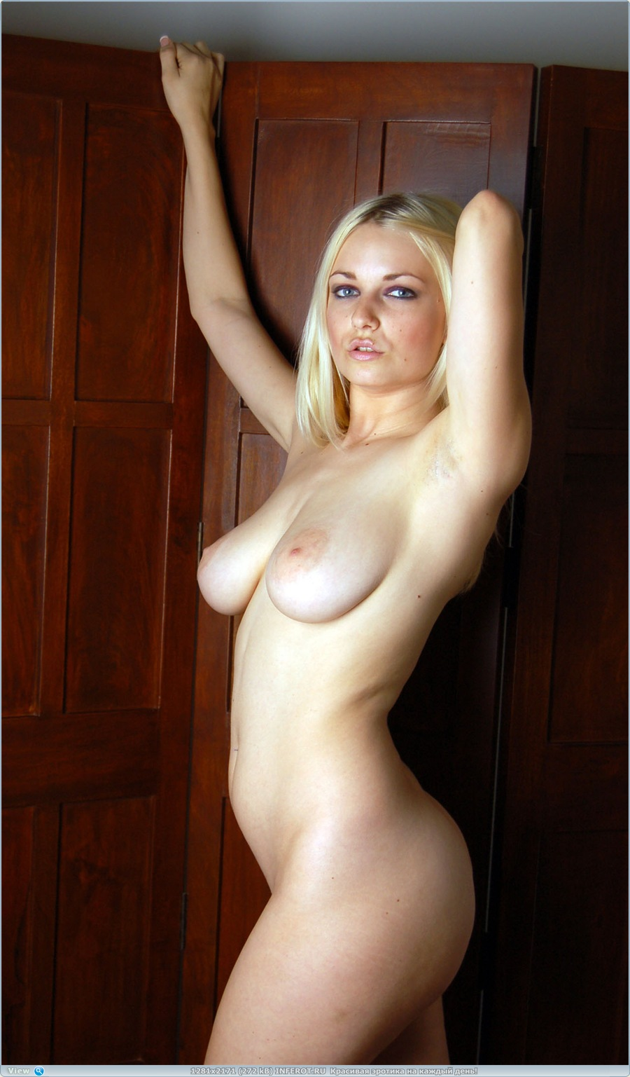 Потертая... блондинка (19 фото)