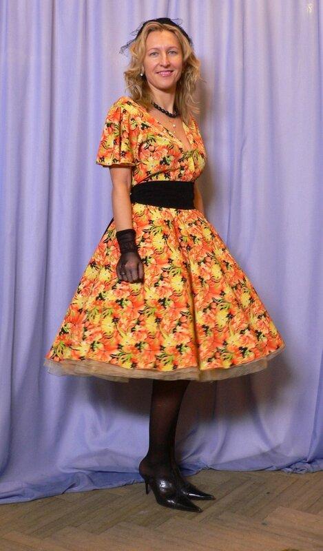 0 5a12b d9e80db6 XL Коллекция костюмов «Стиляги» в стиле 1950 х годов (фотографии)