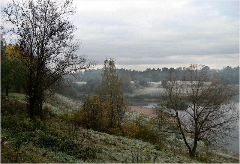 Ловать. Сентябрь 2010